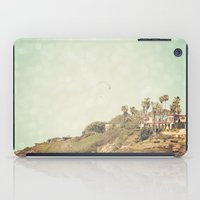 west coast iPad Cases featuring West Coast 1 by Sylvia C