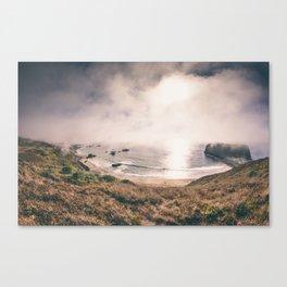 The (Sonoma) Beach - Goat Rock. Canvas Print