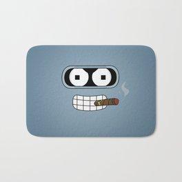 Bender Robot Bath Mat