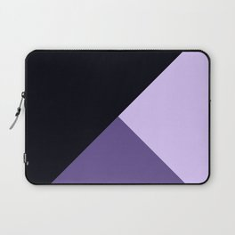 Trinity Color Block Ultra Violet Laptop Sleeve