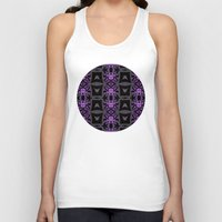 funky Tank Tops featuring Funky Tribe by Lyle Hatch