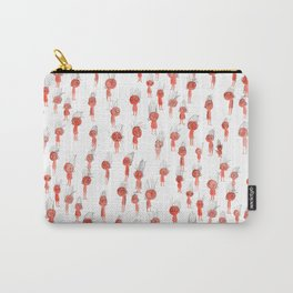 Oompa Loompa Pattern Carry-All Pouch