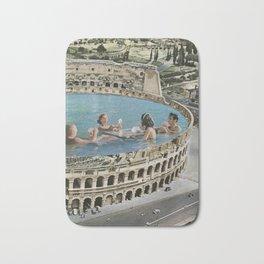 When in Rome Bath Mat
