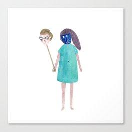 Wanda Canvas Print