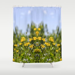 jello mold Shower Curtain