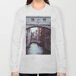 Bridge of Sighs Long Sleeve T-shirt