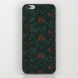 Cosmic Pattern iPhone Skin