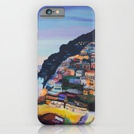Amalfi Coast in Italy iPhone Case