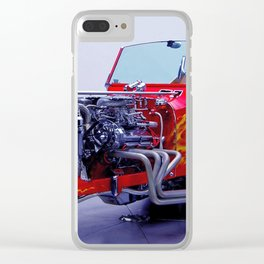Oldtimer Tricycle Ultra HD Clear iPhone Case