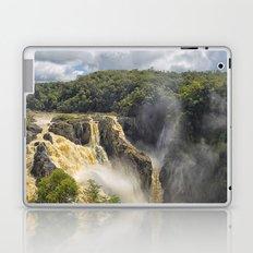 Beautiful wild waterfall Laptop & iPad Skin