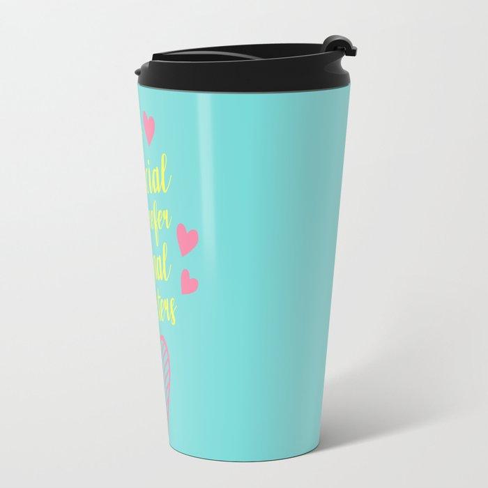NOT ANTISOCIAL Travel Mug