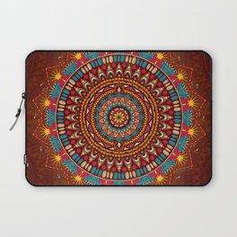Crystalline Harmonics - Tribal Laptop Sleeve