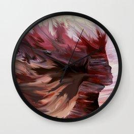 Lifted Beauty Wall Clock