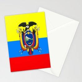 Flag of Ecuador Stationery Cards