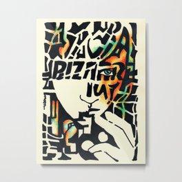 Bizarre by Monica Hulsing Metal Print
