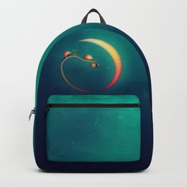 Snail's Moon Eclipse Backpack