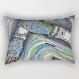 Calming Breeze Rectangular Pillow