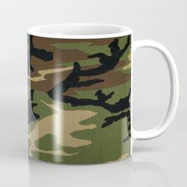 Camo Coffee Mug