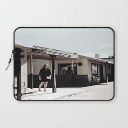 Within The Darkest Parts Of The Day Laptop Sleeve