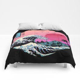 The Great Retro Wave Comforters