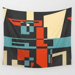 Retro Style 02 Wall Tapestry
