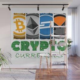 Crypto Market Wall Mural