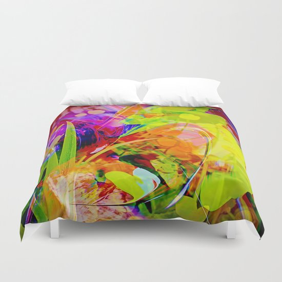 Nature Abstract 2 Duvet Cover