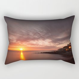 Sheringham Sunrise Rectangular Pillow