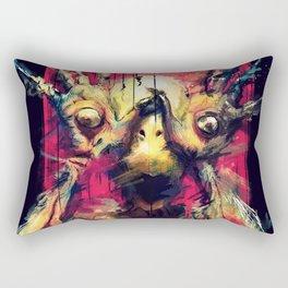 Pan's Labyrinth (Pale Man) Rectangular Pillow