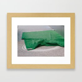 Existentiallis II Framed Art Print