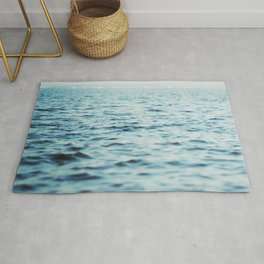 The Blue Channel Rug