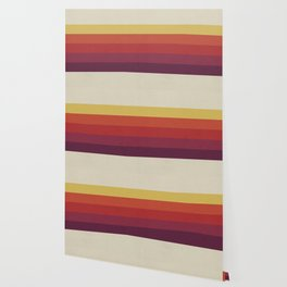 Retro Video Cassette Color Palette Wallpaper