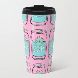 LET'S HAVE A BEER Travel Mug