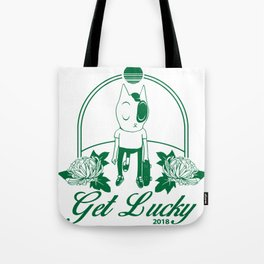 Lucky Forever (Green) Tote Bag