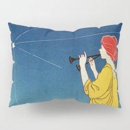 Concerts Ysaye 1896 Henri Meunier Pillow Sham