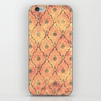 victorian iPhone & iPod Skins featuring VICTORIAN SUNSET by dvdesign