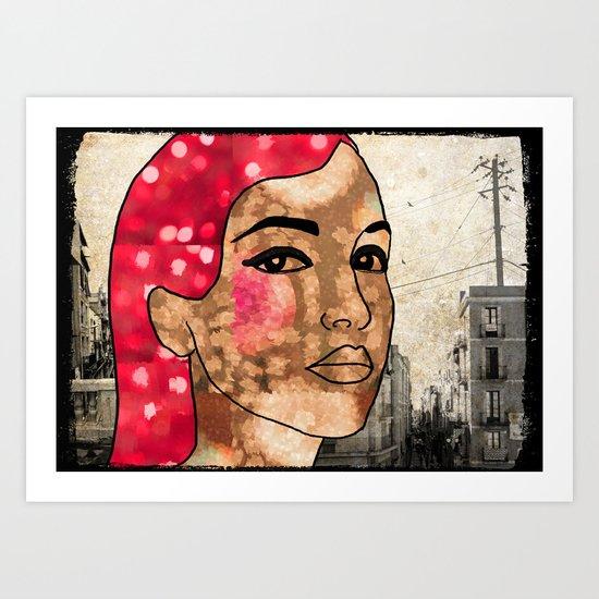 155 Art Print