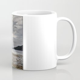 Swans on a Scottish Loch Mug