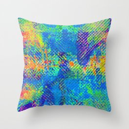 For when the segmentation resounds, abundantly. 10 Throw Pillow