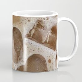 Heart cubes in coffee Coffee Mug