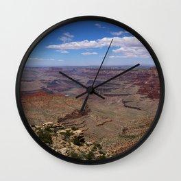 Nature's Harmony Wall Clock
