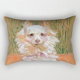 """Henri de Toulouse-Lautrec """"Follette"""" Rectangular Pillow"""