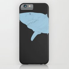 All lines lead to the...Inverted Great White Shark Slim Case iPhone 6s
