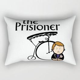 Number Six Rectangular Pillow