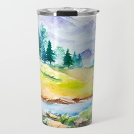 Spring Scenery #3 Travel Mug