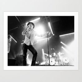The Tragically Hip Art Print