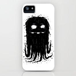 Ink Ghostie iPhone Case