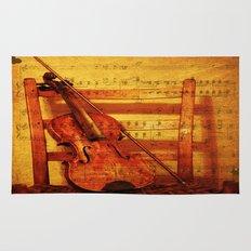 Fiddle Rug