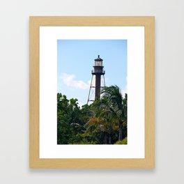 """""""Sanibel Light"""" Framed Art Print"""