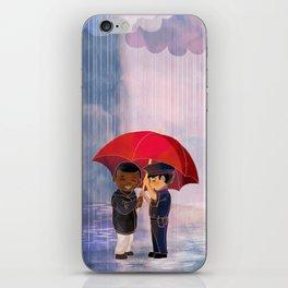 Love Trumps Hate #1 iPhone Skin